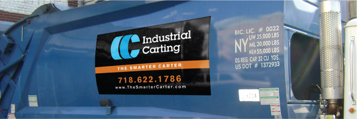 Industrial Carting, 718.622.1786